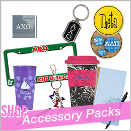 Sorority Big Sis and Lil Sis Greek merchandise