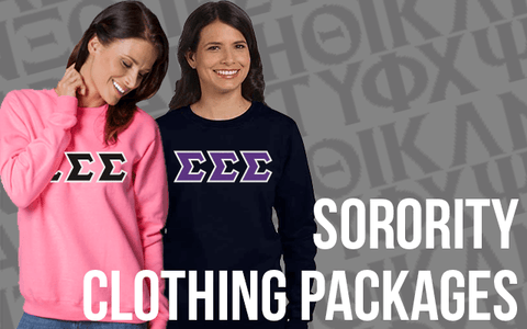 Sorority Clothing Packages