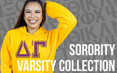 Sorority varsity Printed Clothing
