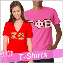 Sorority Big Sis and Lil Sis gifts