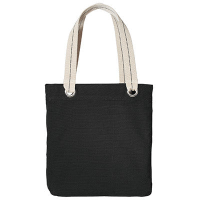 Sorority allie tote port authority b118 twill for Lil flip jewelry collection