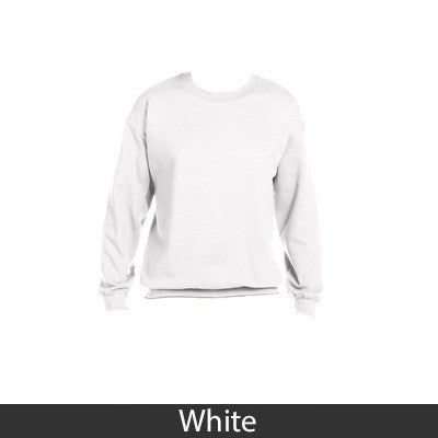 Alpha Xi Delta Standards Crewneck Sweatshirt - Gildan 18000 - TWILL