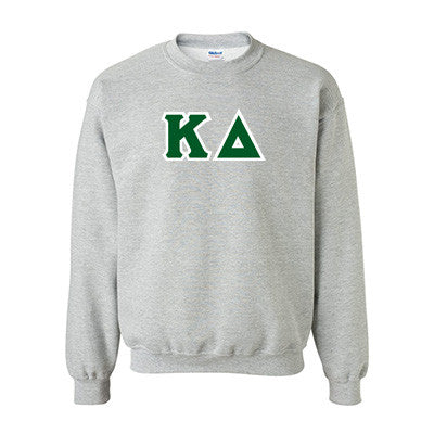 Kappa Delta Standards Crewneck Sweatshirt - Gildan 18000 - TWILL