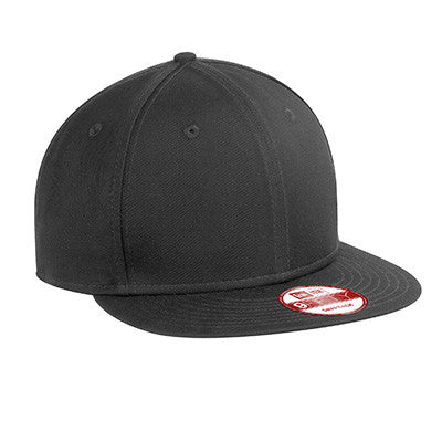 Greek New Era Flat Bill Hat - New Era NE400 - EMB