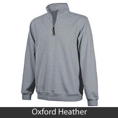 Sorority Crosswind Embroidered Quarter Zip Sweatshirt - CR9359 - EMB