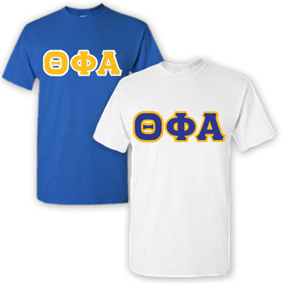 Theta Phi Alpha Sorority 2 T-Shirt Pack - G500 - TWILL