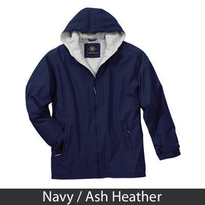 Sorority Enterprise Jacket - Charles River 9922 - EMB