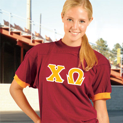 Sorority Fraternity Jersey - Eagle T1239