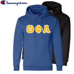 Theta Phi Alpha 2 Champion Hoodies Pack - Champion S700 - TWILL