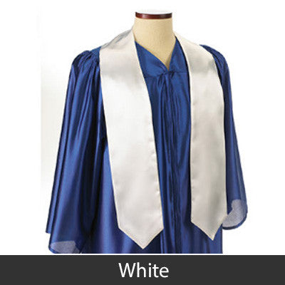 Pi Beta Phi Graduation Stole with Twill Letters - TWILL