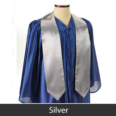 Theta Xi Graduation Stole with Twill Letters - TWILL