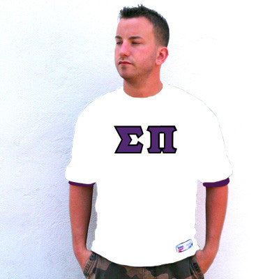 Sigma Pi Fraternity Jersey - Eagle T1239 - TWILL