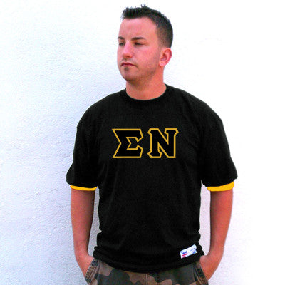 Sigma Nu Fraternity Jersey - Eagle T1239 - TWILL
