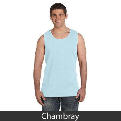 Fraternity Tank - Comfort Colors C9360 - TWILL