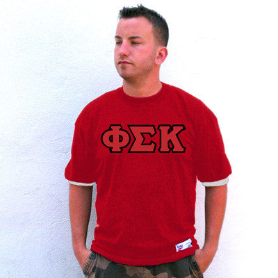 Phi Sigma Kappa Fraternity Jersey - Eagle T1239 - TWILL