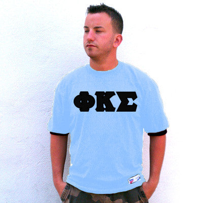 Phi Kappa Sigma Fraternity Jersey - Eagle T1239 - TWILL