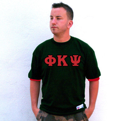Phi Kappa Psi Fraternity Jersey - Eagle T1239 - TWILL
