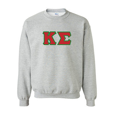Kappa Sigma Fraternity Standards Crewneck Sweatshirt - Gildan 18000 - Twill