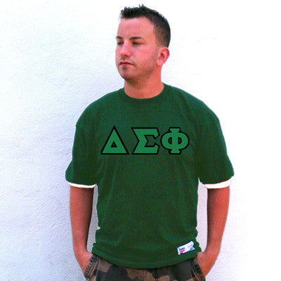 Delta Sigma Phi Fraternity Jersey - Eagle T1239 - TWILL