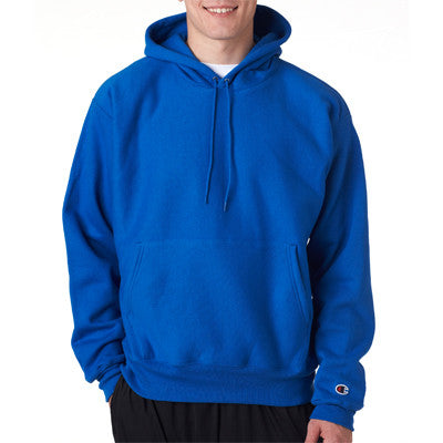 Champion 12oz Hooded Fraternity Sweatshirt - Champion S1051 - TWILL