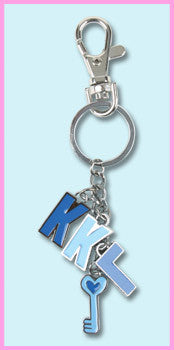 Kappa kappa gamma charm keychain greek jewelry and gifts for Lil flip jewelry collection