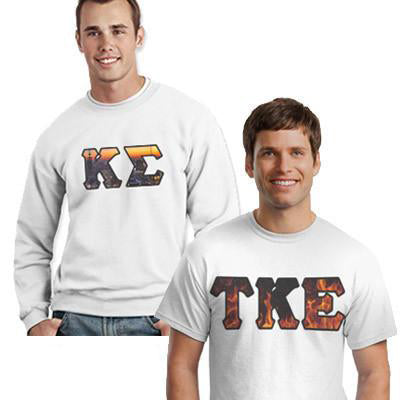 Fraternity Crewneck and T-Shirt Panoramic Package - SUB