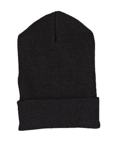 Fraternity Embroidered Cuff Beanie - Yupoong 1501 - EMB
