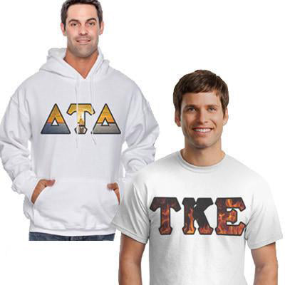 Fraternity Hoody and T-Shirt Panoramic Package - SUB