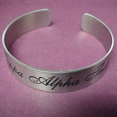 Sorority Braggin Bracelet - McCartney mc1757-G114