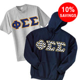 Sorority Hoody and T-Shirt Budget Package