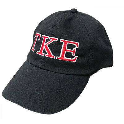 2d75ae9f ... Fraternity Pigment-Dyed Embroidered 2 Color Greek Letter Hat - Adams  AD969 - EMB