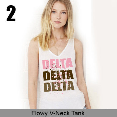 Sorority Splatter Design - SUB
