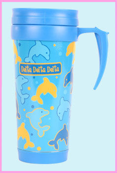 Delta Delta Delta Travel Mug - Sale - Alexandra Co. a2011