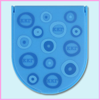Kappa Kappa Gamma Pocket Mirror - Discontinued - Alexandra Co. a2018