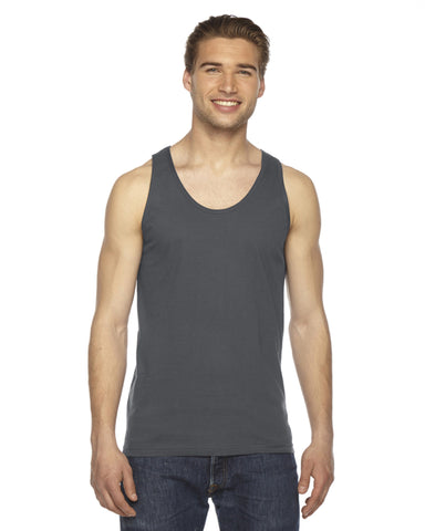 American Apparel Fraternity Scripted Tank Top - American Apparel 2408 - CAD