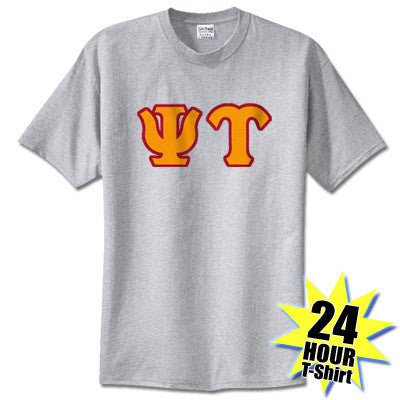 Psi Upsilon 24-Hour Tee - Gildan 5000
