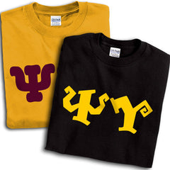 Psi Upsilon 2 T-Shirt Pack - Printed - Gildan 5000 - CAD