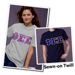 Sorority 2 T-Shirt Pack - Gildan 5000 - TWILL