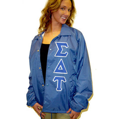 Sorority Coach's Jacket - Augusta 3100 - TWILL