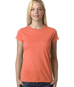 Sorority Ladies' Softstyle Printed T-Shirt - Gildan 6400L - CAD