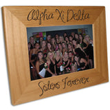 Sorority Sisters Forever 4x6 Picture Frame - PTF146
