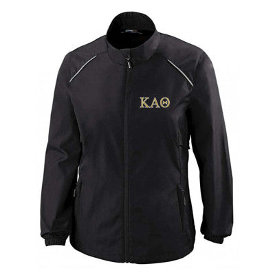 Sorority Embroidered Lightweight Jacket - Core365 78183 - EMB