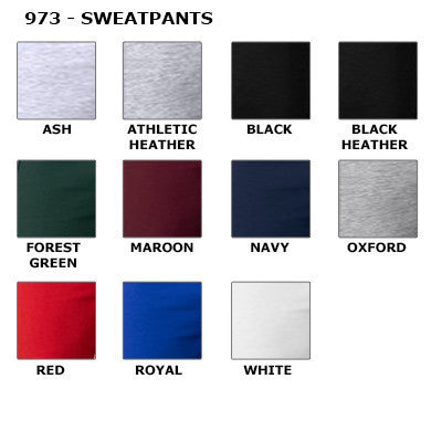 Theta Xi Hoody / Sweatpant Package - TWILL
