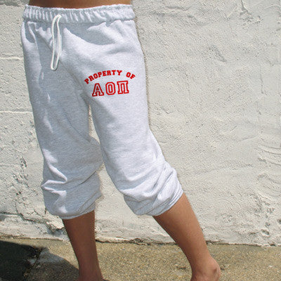 Property Of Sorority Sweatpants - Jerzees 973 - CAD