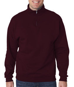 Fraternity Embroidered Quarter-Zip Pullover - Jerzees 995M - EMB