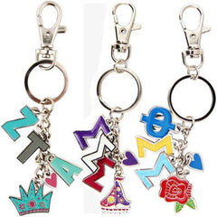Sorority Charm Keychain - Alexandra Co. a1048