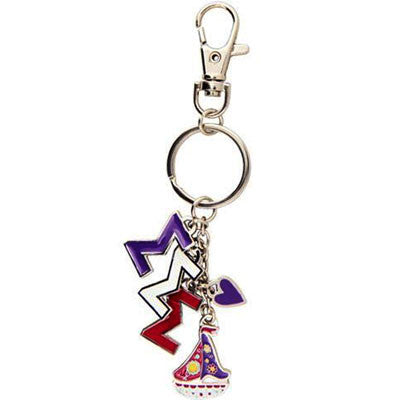 Sigma sigma sigma charm keychain greek jewelry and merchandise for Lil flip jewelry collection