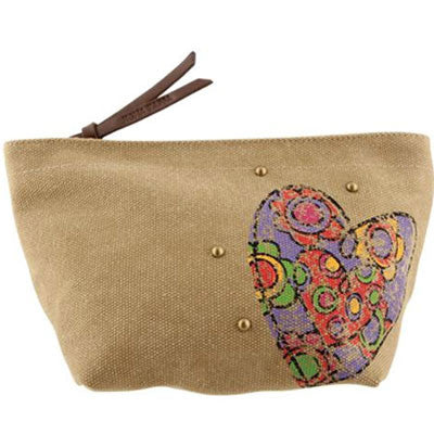 Sigma Kappa Cosmetic Bag - Alexandra Co. a1076