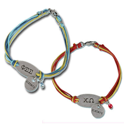 Sorority Sisters Bracelet - Alexandra Co. a1021