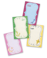 Sorority Mascot Notepad - On Sale - Alexandra Co. a2005